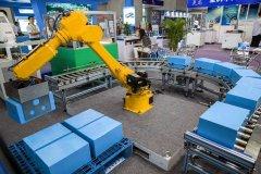 工业机器人的特点及适用场合