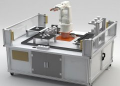 工业机器人自动化生产线的优点