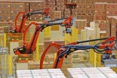 工业机器人的结构与功能介绍