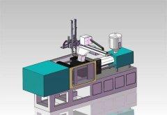 注塑机机械手常用的驱动式介绍