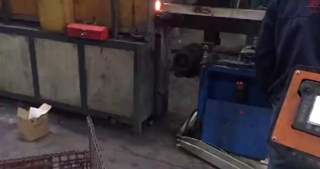 球笼自动锻压生产线