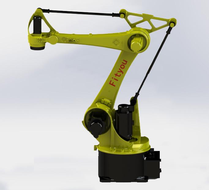 工业机械手的基本型式及其运动形式