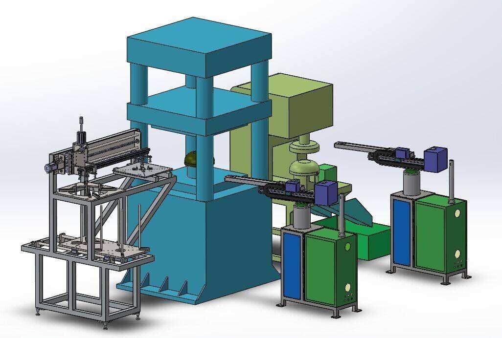 冲压机械手生产厂家的选择方法有哪些