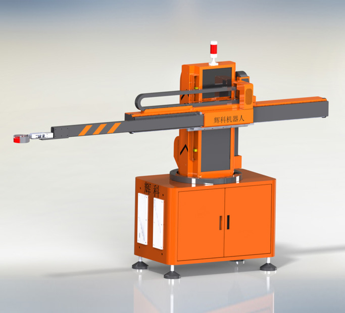 锻压机器人,机器人自动锻压生产线,轴承锻压