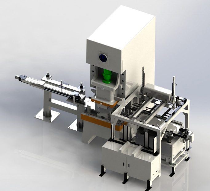 冲压机械手和冲压机器人的普及应用