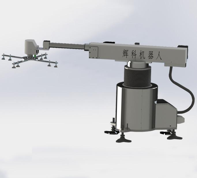 四轴冲压机器人机械手有利的作用