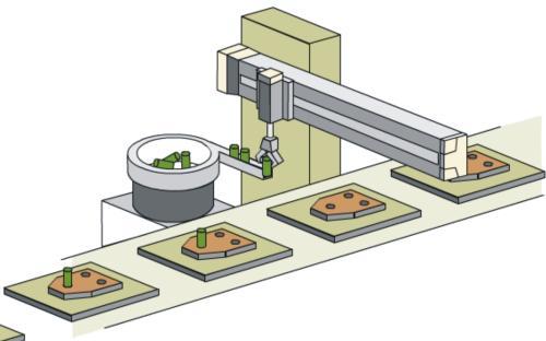 工業機械手的執行機構有哪些特點
