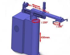 冲压机械手和注塑机装置基本章则