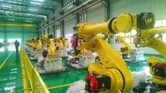 工业机械手的控制系统和应用前景