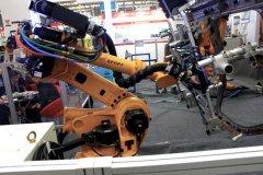 工业机器人的技术参数