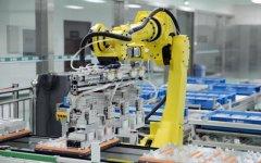 工业机器人的市场行情