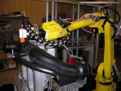 工业机器人的组成结构