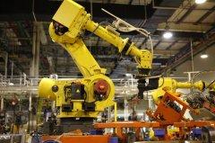 工业机器人的主要特点