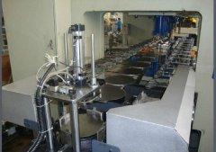 自动冲压生产线的组成系统