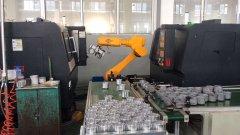 工业上下料机器人的优点
