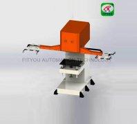 注塑机机械手与人工生产效率的对比