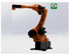 辉科机器人发力成为国内机械手领先企业