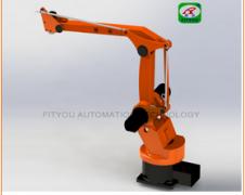 采用机械手满足工业自动化的需求
