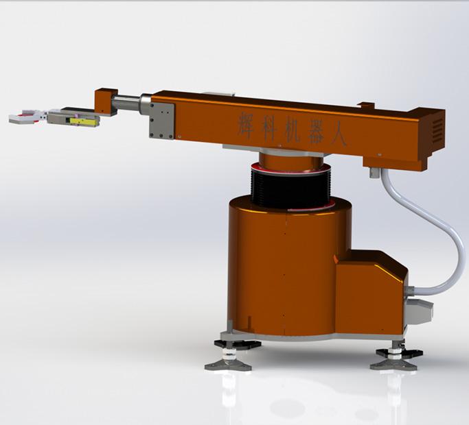 四轴摆臂锻压机器人-加强型